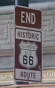 Η Θρυλική Route 66 16ChicagoEnd66