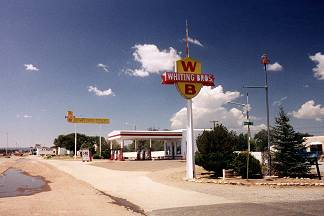 Clines Corners New Mexico Route 66