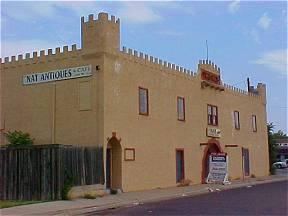 Amarillo Texas Cowboy Town