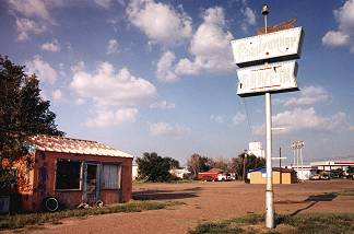 Vega Texas Is A Route 66 Town