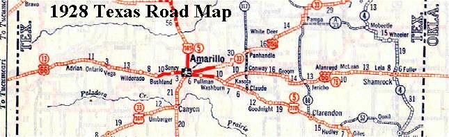 Texas Route 66