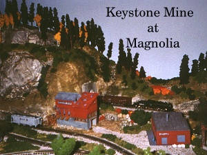 Keystone Mine at Magnolia