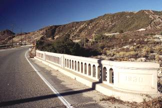 1930's Route 66 Bridge