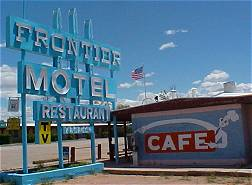 Frontier Motel & Cafe 2003