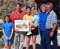 The Leuchtner Family 2003