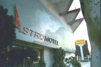 Astro Motel in Pasadena