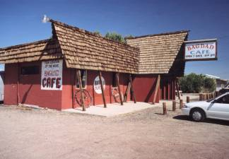 Bagdad Cafe is a Must Stop on Old Route 66
