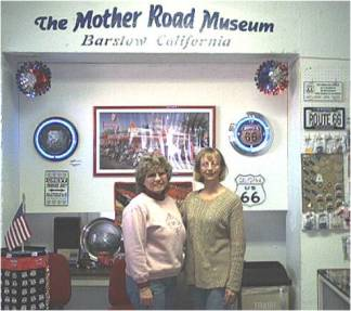 Barstow Mother Road Museum Hosts