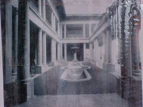 El Garces Fountain in the 1930s