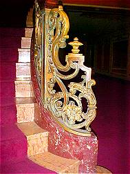 Los Angeles Theater Staircase