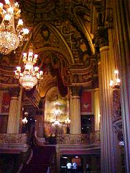 Los Angeles Theater Interior