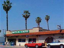 Mitla Cafe in San Bernardino