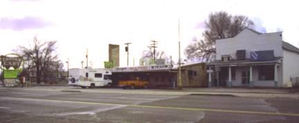 Famous Copper Cart Restaurant in Seligman