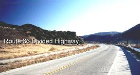 First Divided Highway