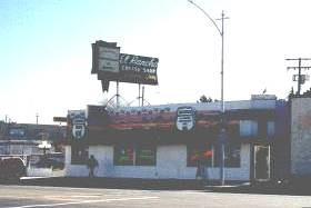 El Rancho Cafe in Barstow