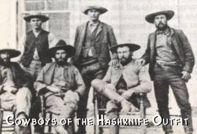 Hasknife Cowboys in Holbrook
