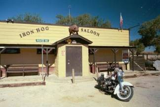Iron Hog Saloon