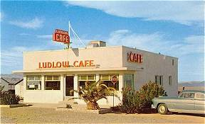 Old Ludlow Cafe in its Prime
