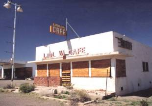 Ludlow Cafe  2001