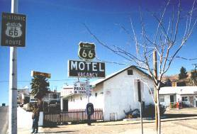 Famous Route 66 Motel in Barstow