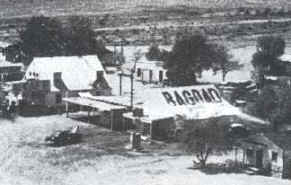 Old Bagdad Cafe in the 1950's