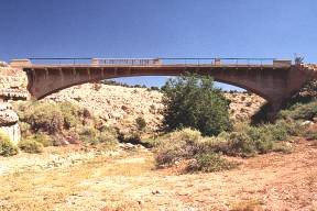 1914 Padre Canyon Bridge