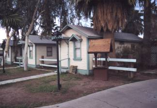 1920s Cabins at the Palms Motel