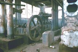 Massive Machinery from the Steam Era of RR