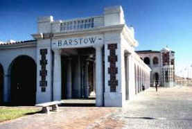 Barstow Railroad Station