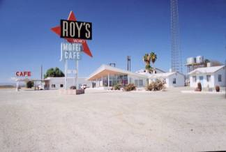 Roy's Cafe, Motel, and Gas Station at Amboy