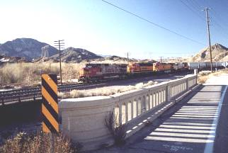 Old Concrete Bridge at Cleghorn Road