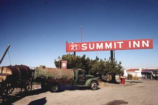 Summit Inn at the Top of Cajon Pass