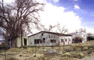 Arizona\'s Route 66truxton town
