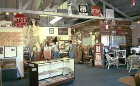 Stay and Browse in the California Route 66 Museum