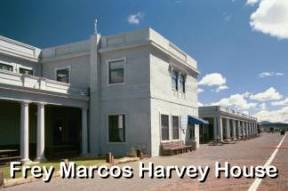 Frey Marcos Harvey House and Depot