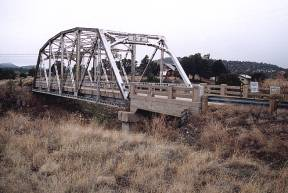 Route 66 Bridge at Winona