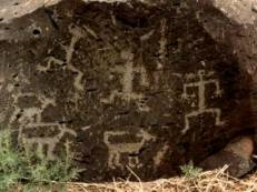 Salt River Canyon Petroglyphs