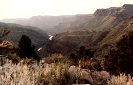 Salt River Canyon, Arizona